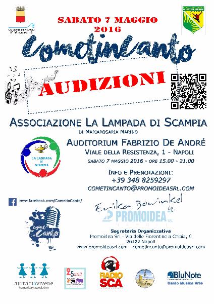 CometinCanto---Audizioni